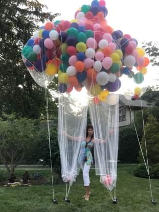 Lana+Balloonman